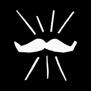 MG-SLS1012-Movember-Campaign-Support-Icon-Mo-White